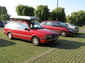 I parcheggi verdi