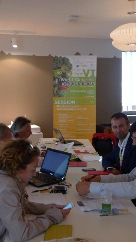 VI WORLD CONGRESS OF AGRONOMIST