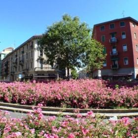 Milano – Piazza Fidia