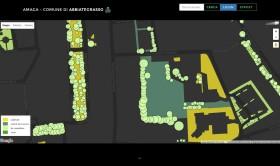 Catasto digitale del verde nel territorio del Comune di Abbiategrasso