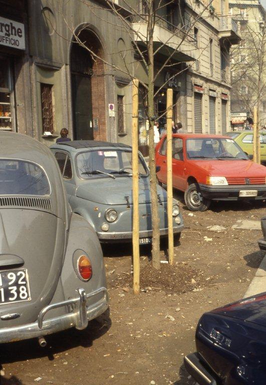 Via Borsieri (1) - 1986