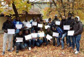 Corsi di giardinaggio da 40 ore per 26 giovani migranti
