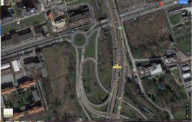 L'evoluzione del verde stradale dello svincolo di via Rubattino