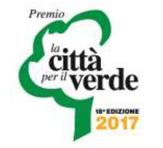 """Il Comune di Abbiategrasso vince il Premio """"La Città per il Verde"""" edizione 2017 con il progetto Il Catasto Digitale del Verde"""